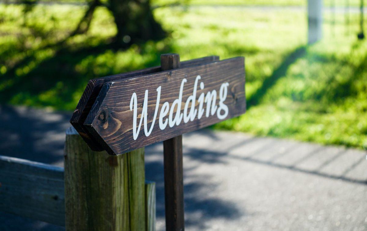 Matrimonio in agriturismo: l'aumento delle coppie straniere