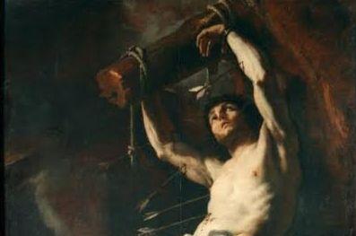 Mattia Preti dipinge  San Sebastiano: una mostra a Crotone