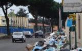 MELITO : CIRCUMVALLAZIONE ESTERNA DISCARICA A CIELO APERTO