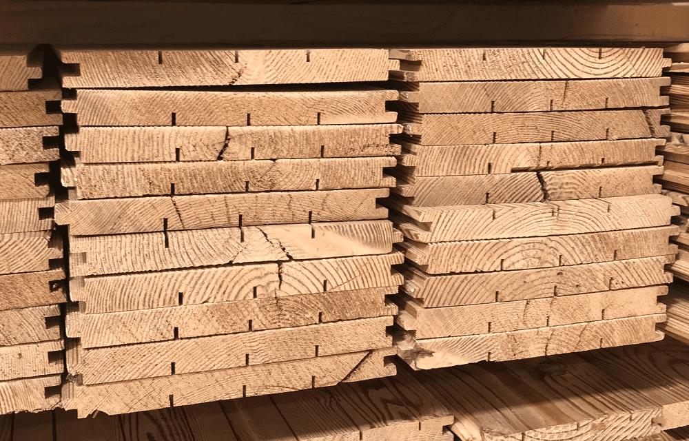 Mercato del legno: il marchio di garanzia CE
