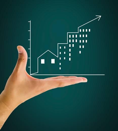 Mercato immobiliare vivace nel primo trimestre 2019