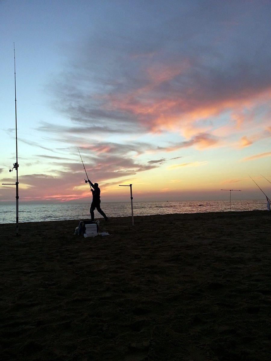 Meteo e Pesca per il weekend