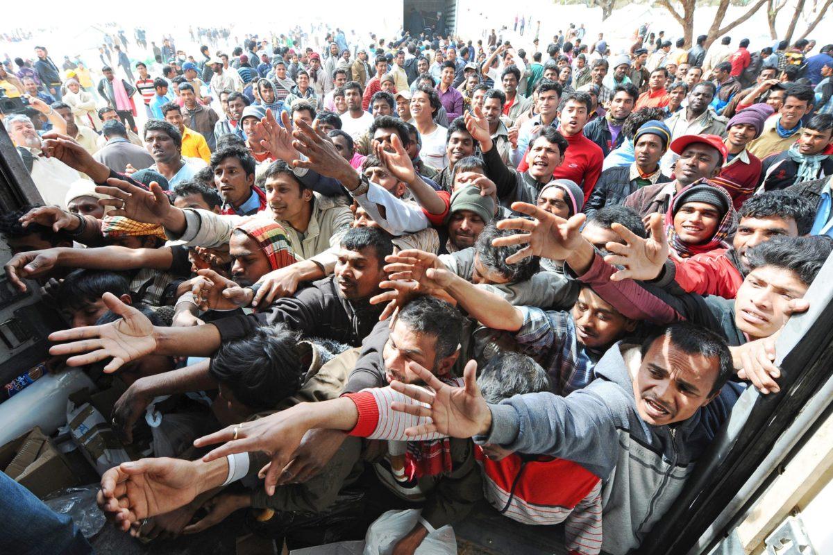 Migranti: i leader del mondo abbandonano i rifugiati al loro destino