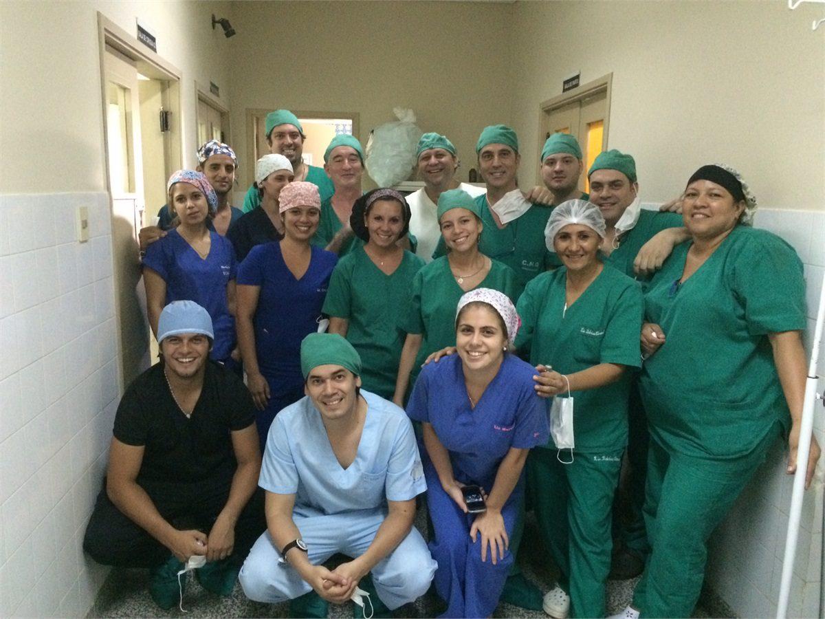Missione umanitaria: interventi di chirurgia plastica in Paraguay