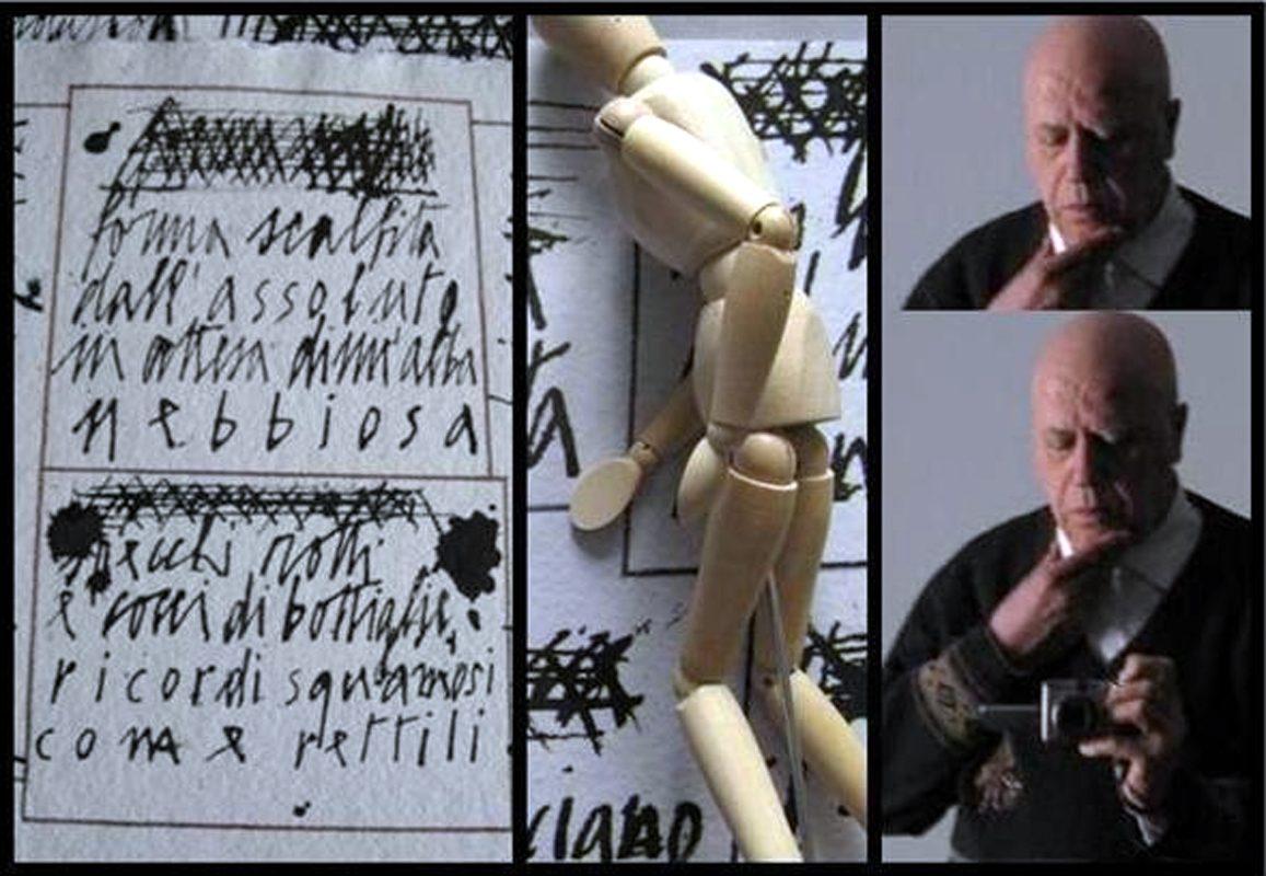Mixaggio: una personale del poeta-artista Giancarlo Pavanello