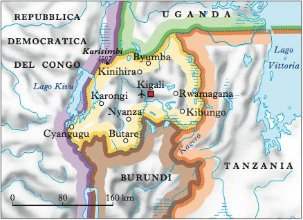 Mogherini sul Ruanda