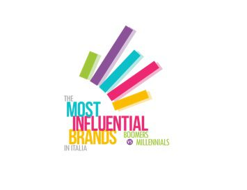 Most Influential Brands2017 generazioni a confronto