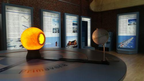 Mostra 'Artico. Viaggio interattivo al Polo Nord'