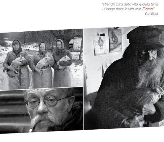 """Mostra fotografica: """"E ama! (""""И лЮби!"""") Yu di Jurij Rost"""