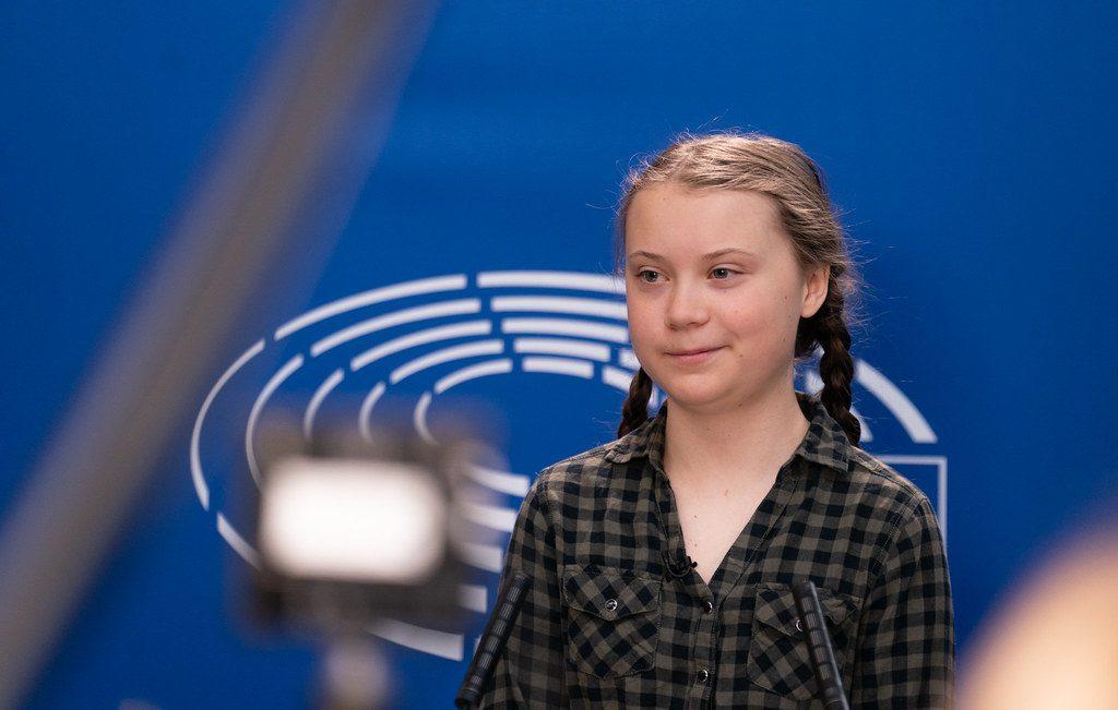 Movimenti ecologisti: Greta Thunberg conquista la copertina del Time