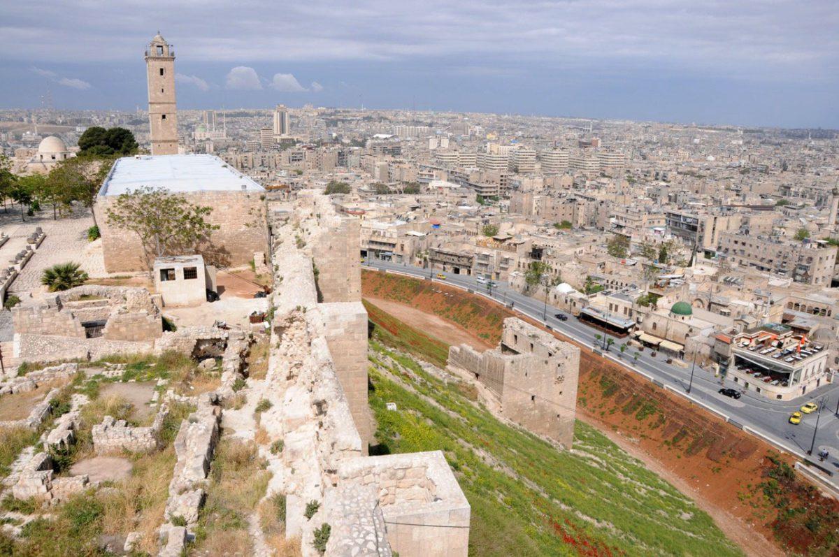 MSF per la popolazione sfollata di Aleppo
