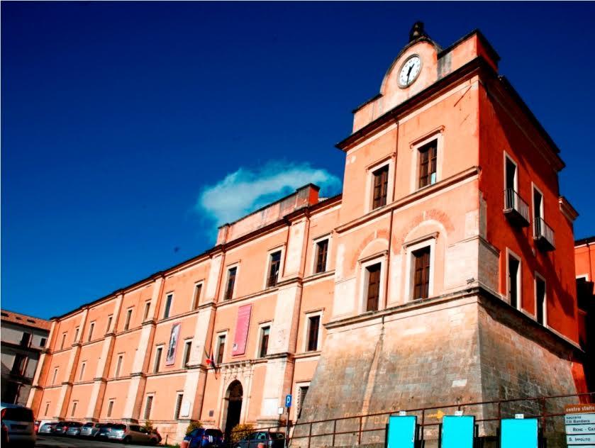Museo di sera:  Galleria Nazionale di Cosenza