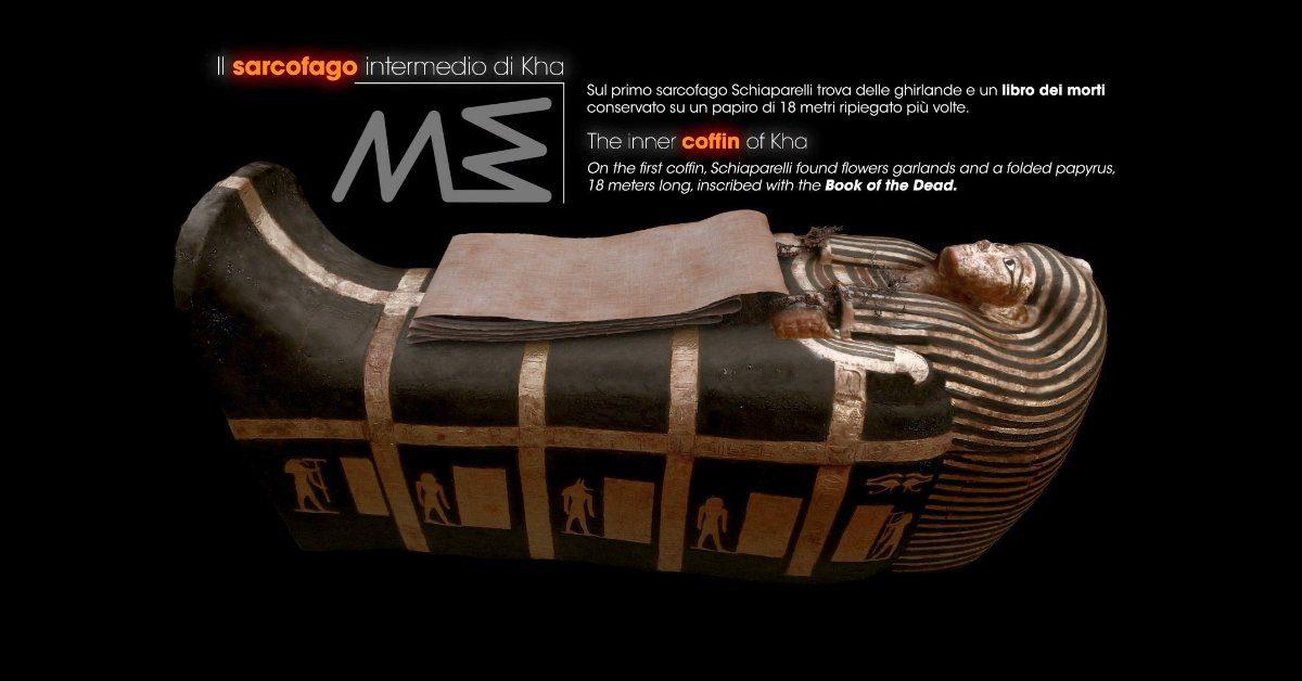 Museo egizio di Torino e Cnr-Ibam rinnovano la collaborazione