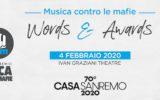 Musica contro le mafie a Casa Sanremo