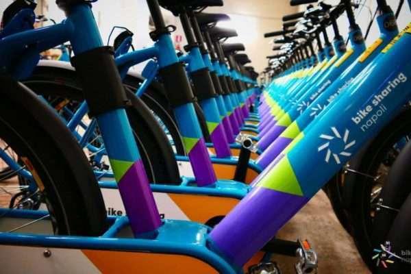 Napoli: come sta il bike sharing?