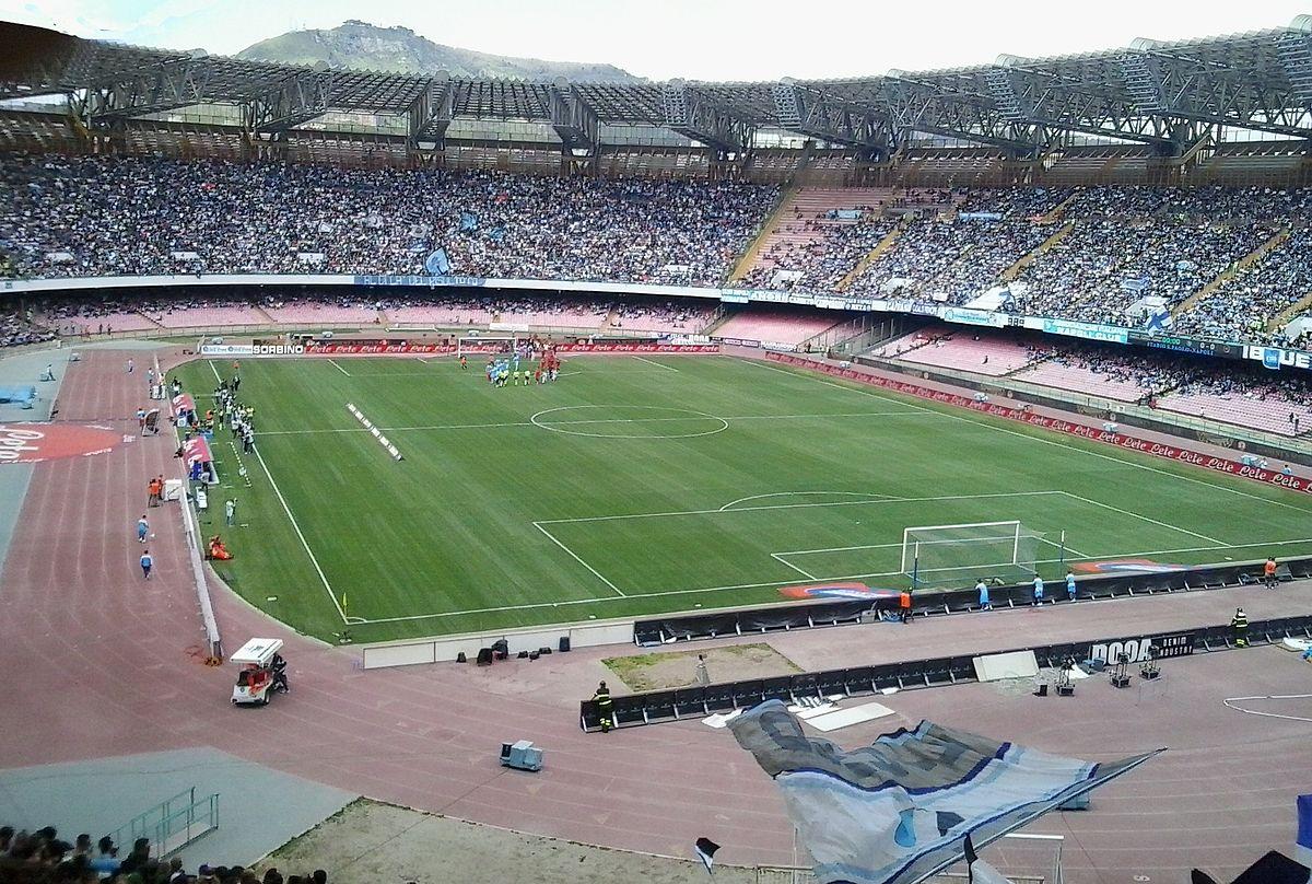 Napoli: due delibere per lo stadio San Paolo