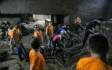Napoli: nella Galleria Borbonica ritrovati i resti di una bomba chimica americana