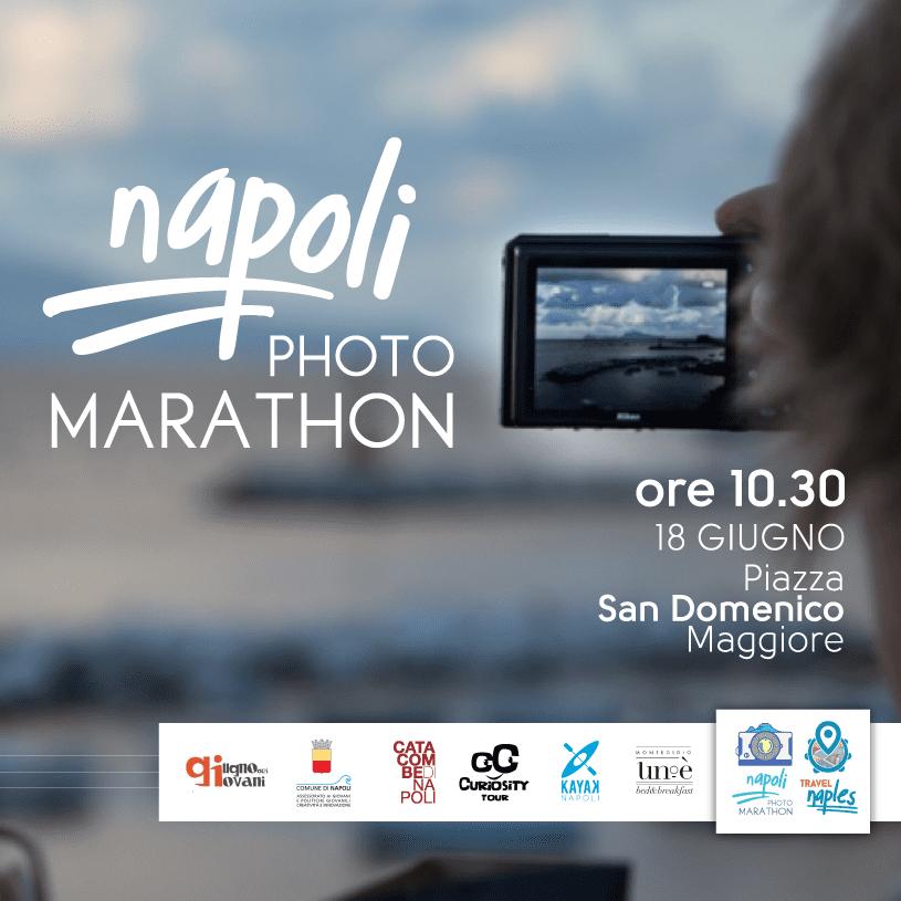 Napoli Photo Marathon: Maratona fotografica alla scoperta di Napoli