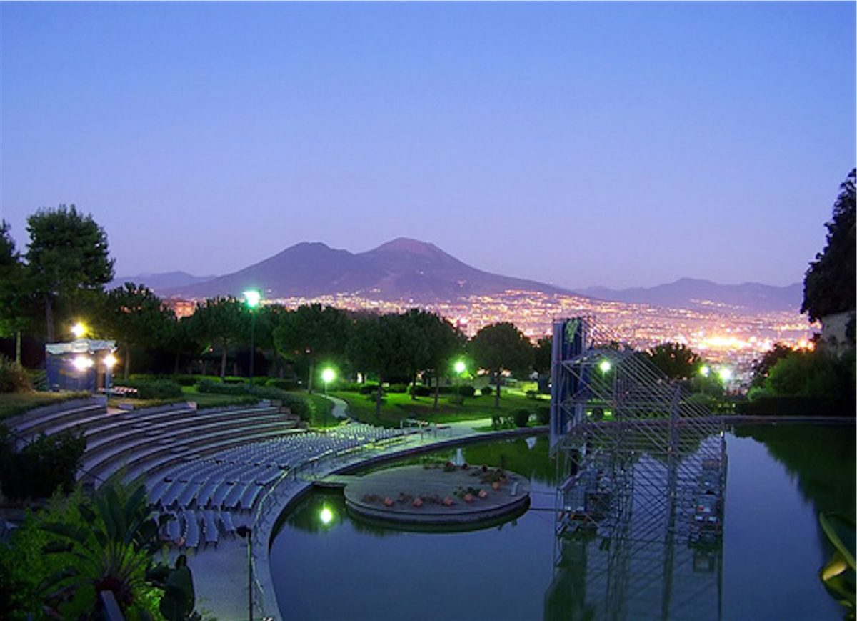 Napoli: serate a base di cinema