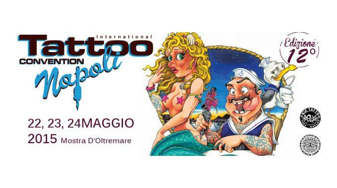 NAPOLI TATTOO CONVENTION