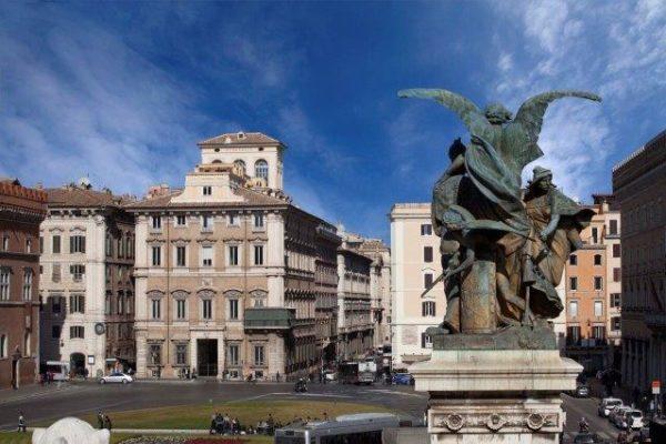Nasce il primo spazio Generali Valore Cultura a Palazzo Bonaparte a Roma