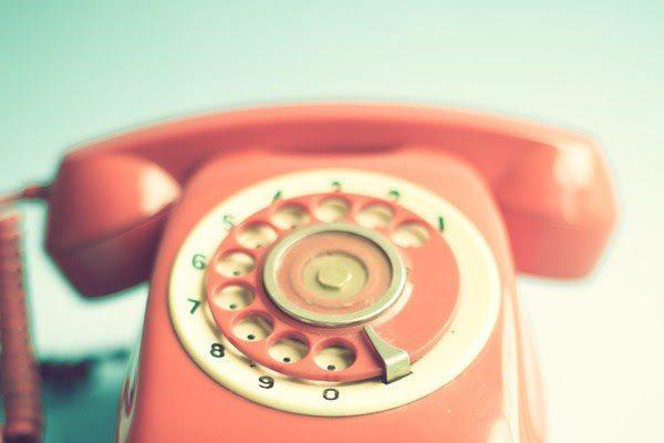"""Nasce il """"Telefono Arancione"""""""