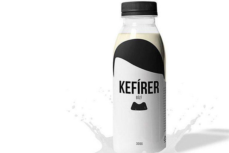 """Nasce yogurt  """"Kefírer"""" con l'immagine di Hitler sulla bottiglia!"""