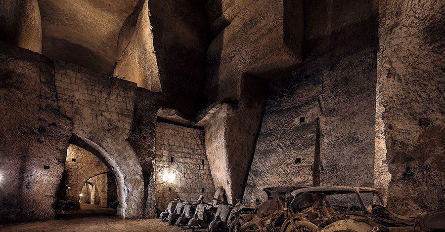 Neapolitan Jazz e omaggi a Pino Daniele alla Galleria Borbonica