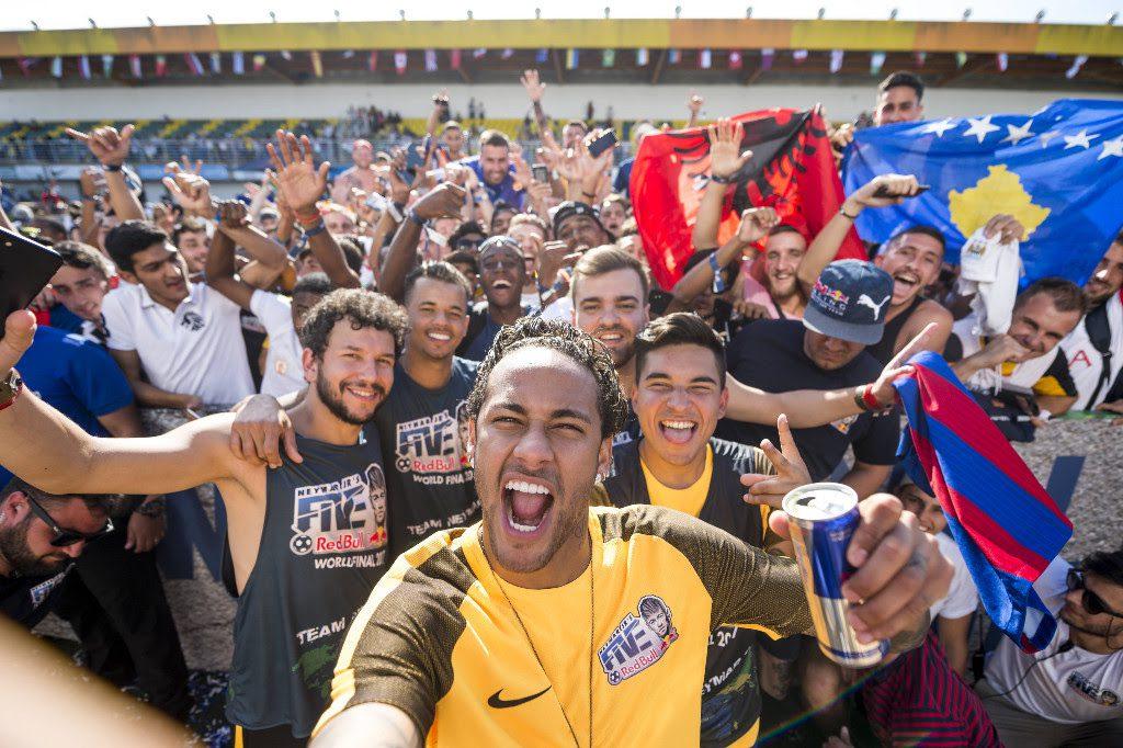 Neymar Jr's Five 2018