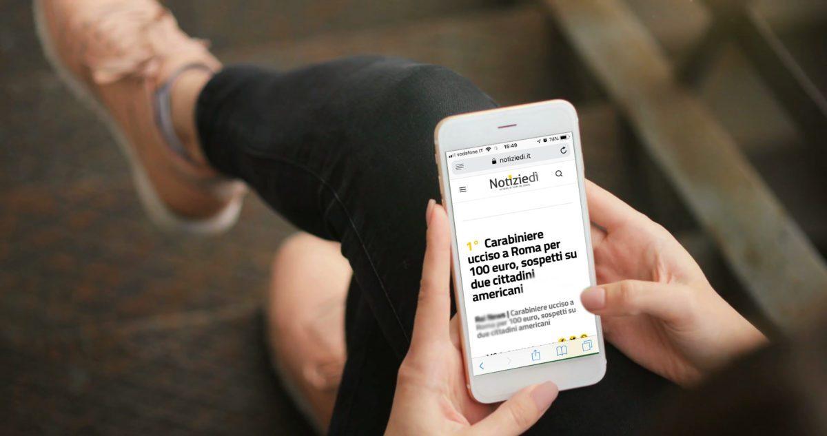 NotizieDì: la piattaforma che sfida Google