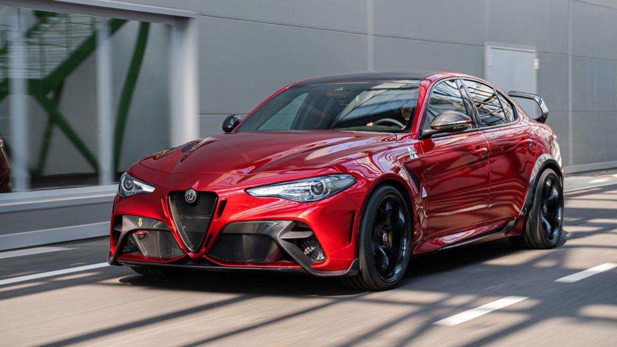 Nuova Alfa Romeo Giulietta: edizione limitata per auto d'eccezione