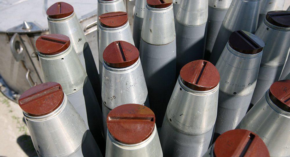 Nuove sanzioni europee su armi chimiche