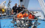 Nuovi strumenti per rilevazioni sul fondale marino