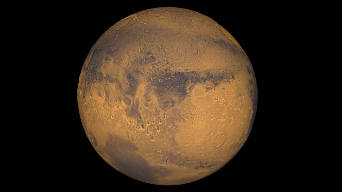 Occhi puntati su Marte