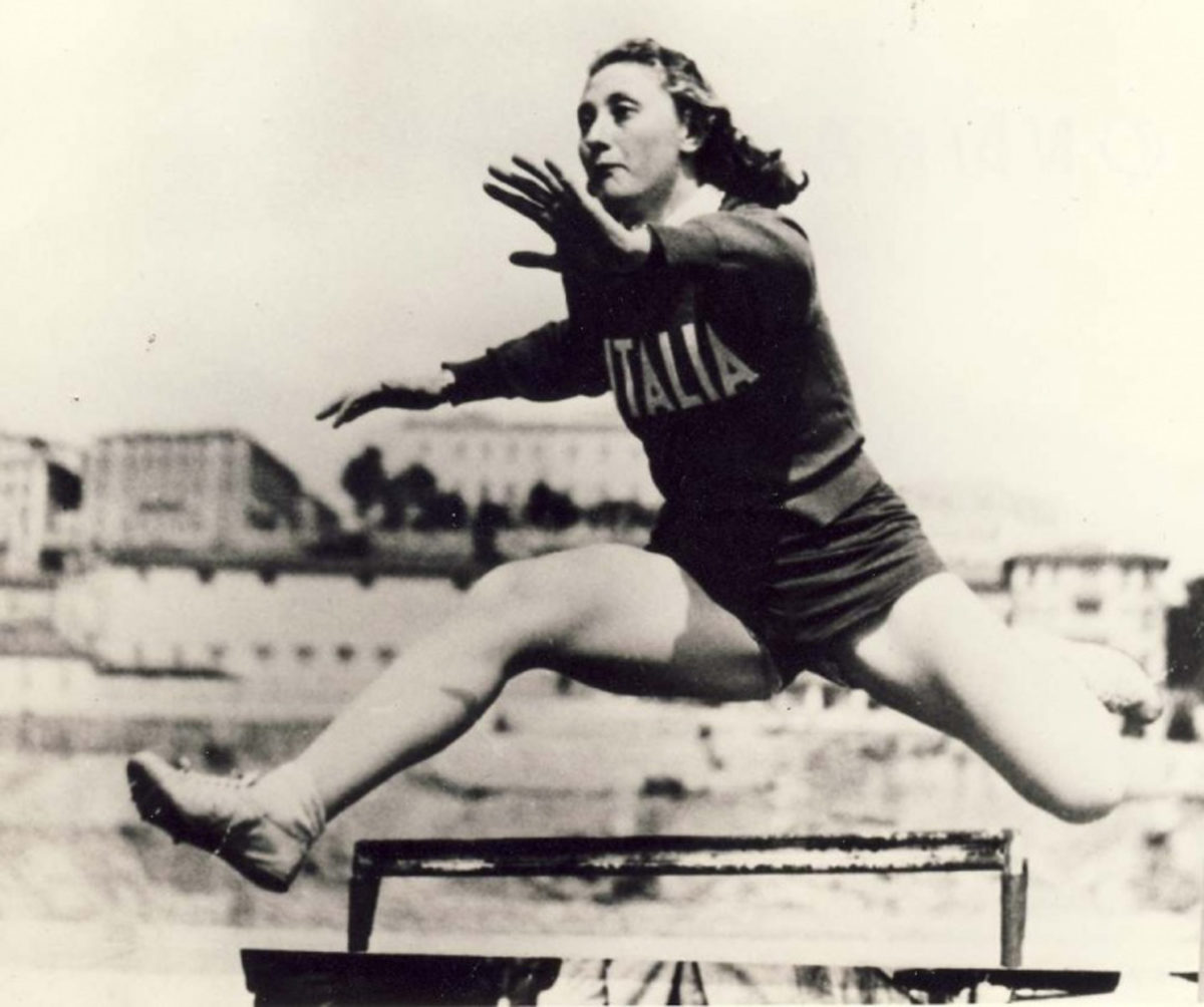 Ondina Valla: prima donna italiana a trionfare ai Giochi Olimpici