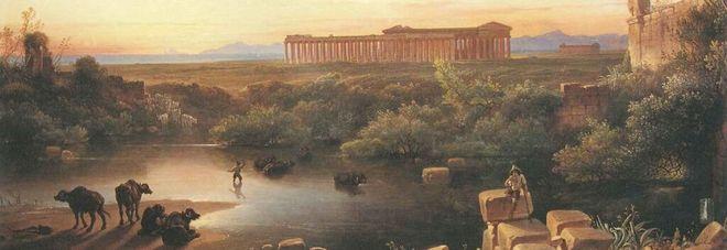 Paestum nei percorsi del Grand Tour