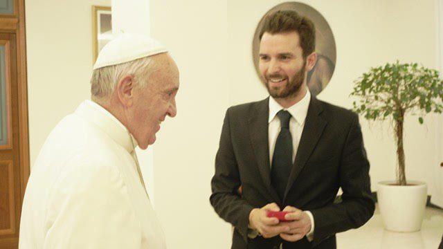 "Papa Francesco apparirà nel film ""Beyond the sun"""