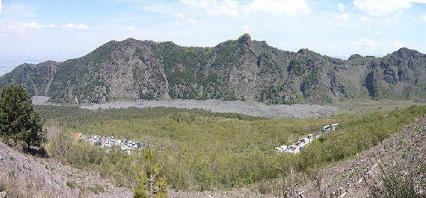 Parco nazionale del Vesuvio: siglato accordo con Sma Campania