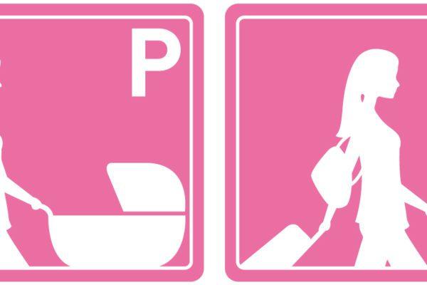 Parliamo di parcheggi rosa