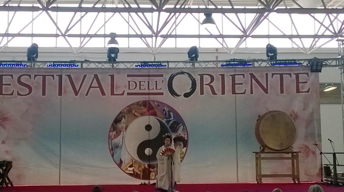 Parte il Festival dell'Oriente a Napoli ed è subito successo