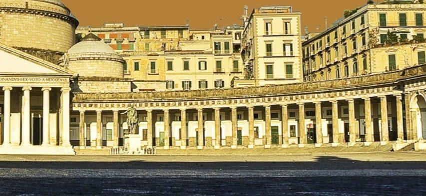 Patrizio Fiore e la Napoli gialla
