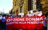 Pensioni: Opzione Donna