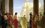 Perché il popolo sceglie sempre Barabba?