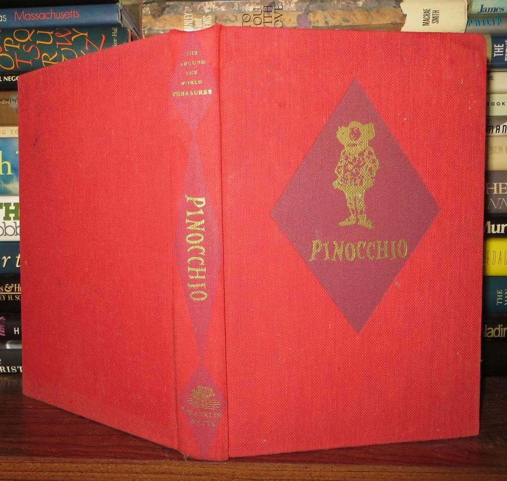 Pinocchio Around The World