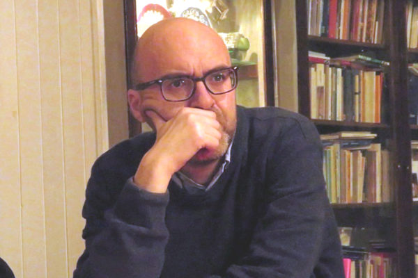 Poeti in Campania: intervista a Francesco Filia
