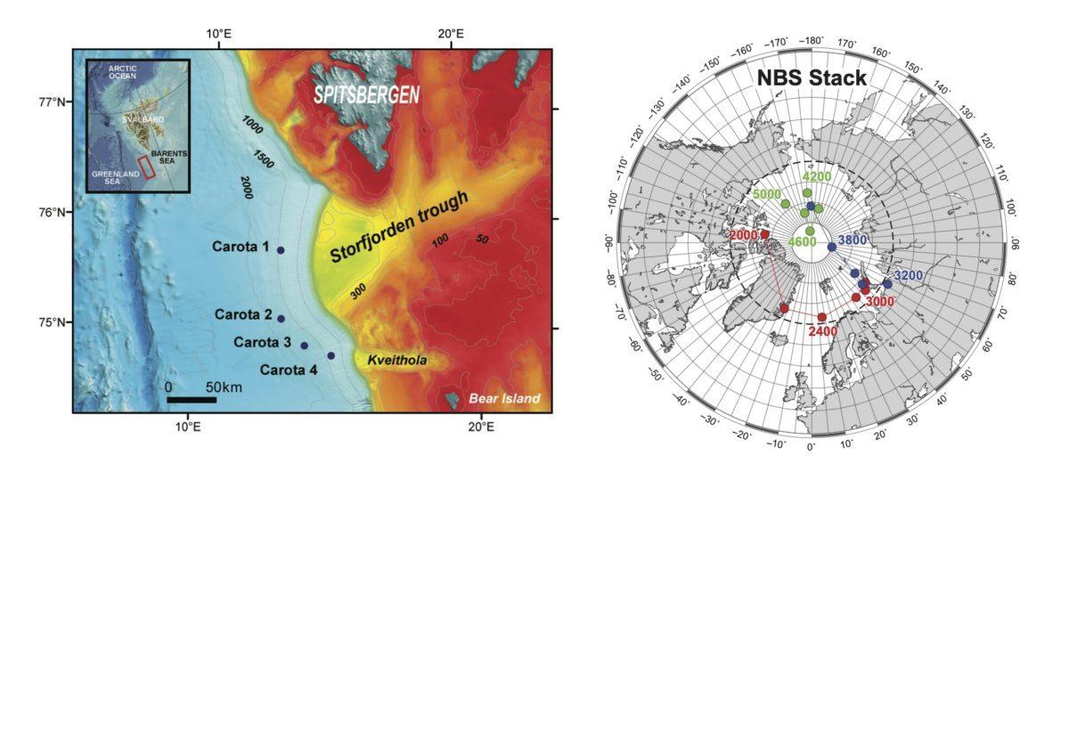 Polo Geomagnetico in Artide: ricostruito il suo movimento dalla Preistoria