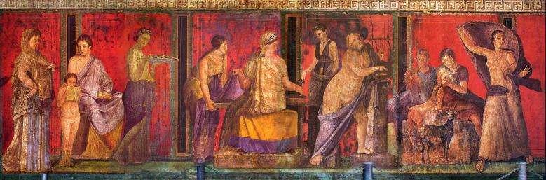Pompei trasgressiva: la Villa dei Misteri racconta