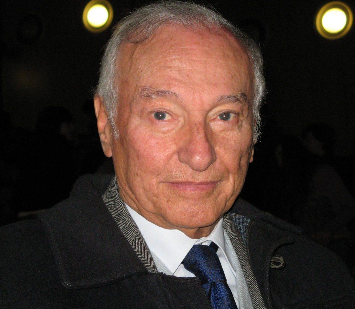 Premio alla carriera per Piero Angela
