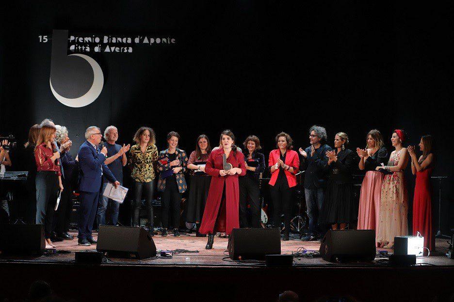 Premio Bianca d'Aponte: vince Cristiana Verardo