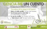 Premio 'Ciéncia-me un cuento'